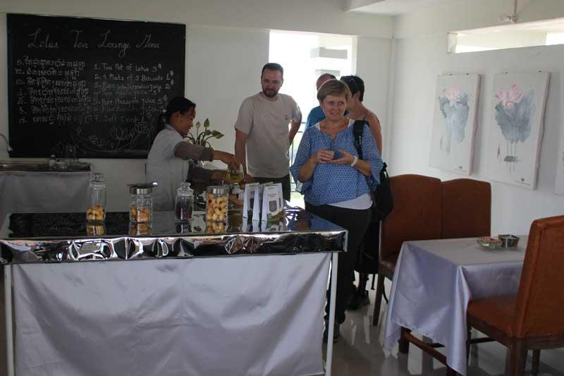 Tea lounge by Samatoa