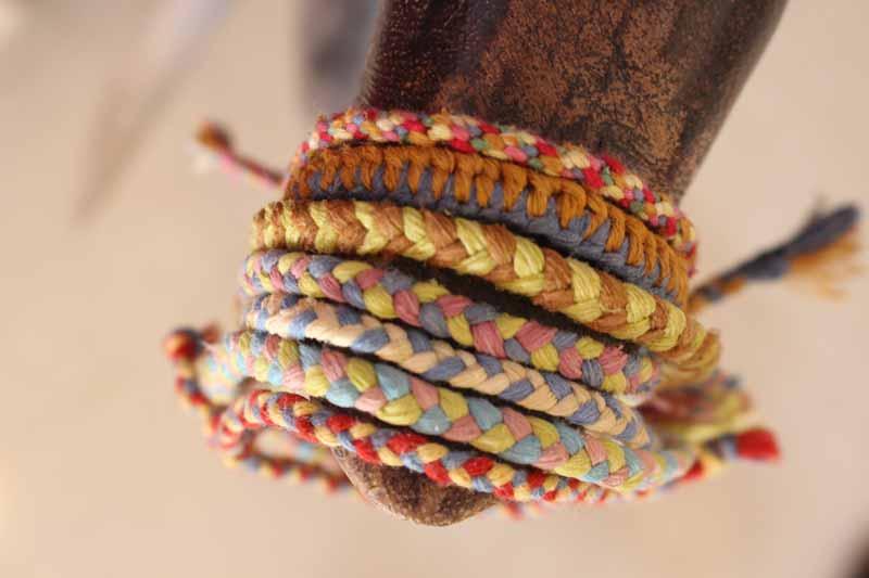 Lotus farm by Samatoa Lotus souvenir store bracelets