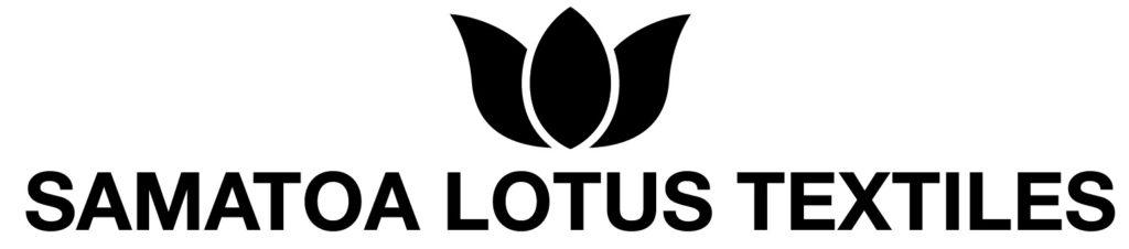 Samatoa lotus textiles logo